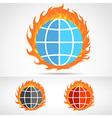 Worldfire vector