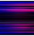 Abstract striped blue and purple background vector