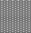 Black and white grid vector
