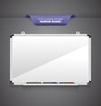 Marker board vector