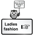 Ladies fashion vector