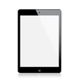 Realistic tablet vector