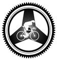 Cycle racing 1 vector