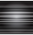 Abstract retro striped black and grey background vector