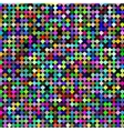 Background with colorful lights vector
