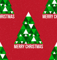 Christmas seamless retro pattern vector