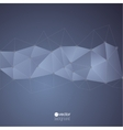Abstract background with transparent mesh and vector