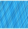 Abstract crumpled blue background vector