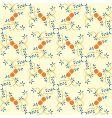 Japanese decorative pattern vector