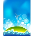 Windmills energy vector