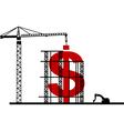 Construction dollar vector