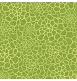 Abstract green natural texture seamless pattern vector