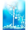 Windmill energy vector
