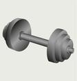 Dumbbell weight vector