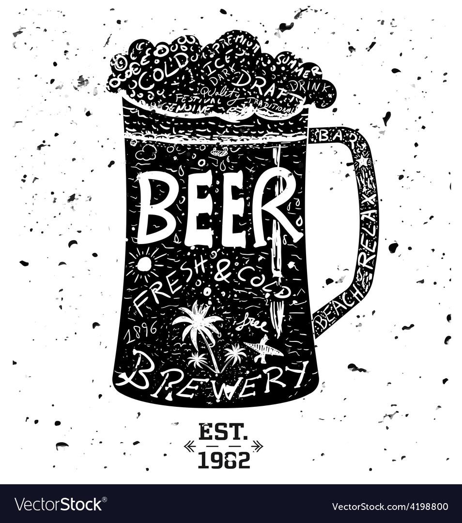 0000 beer vector | Price: 1 Credit (USD $1)