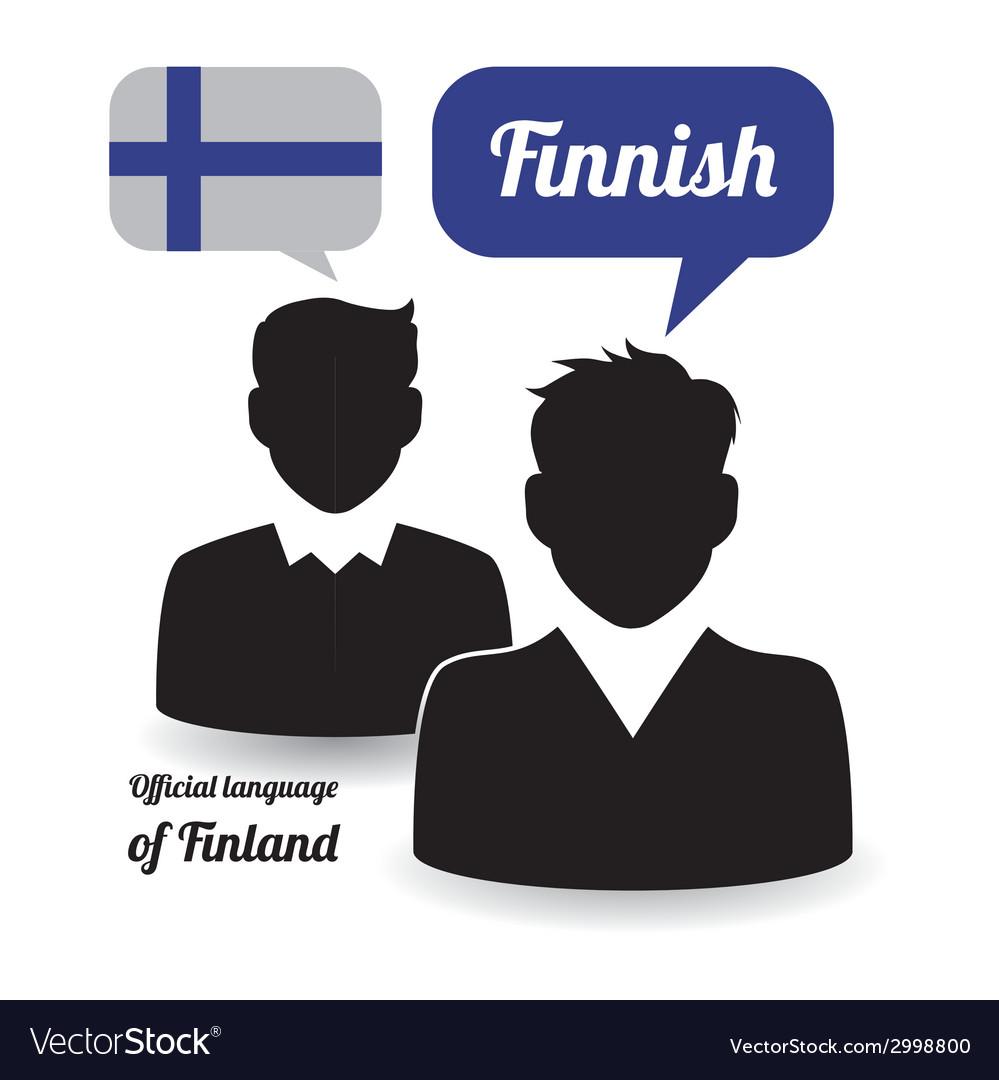 Finland design vector | Price: 1 Credit (USD $1)