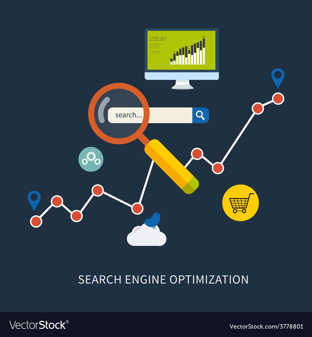 Seo optimization vector   Price: 1 Credit (USD $1)