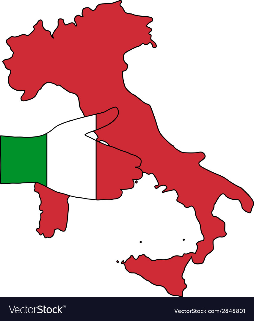 Welcome to italy vector | Price: 1 Credit (USD $1)