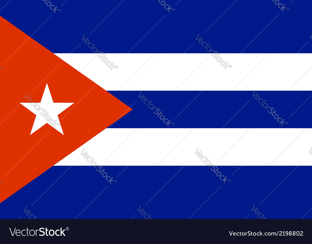 Cuba vector | Price: 1 Credit (USD $1)