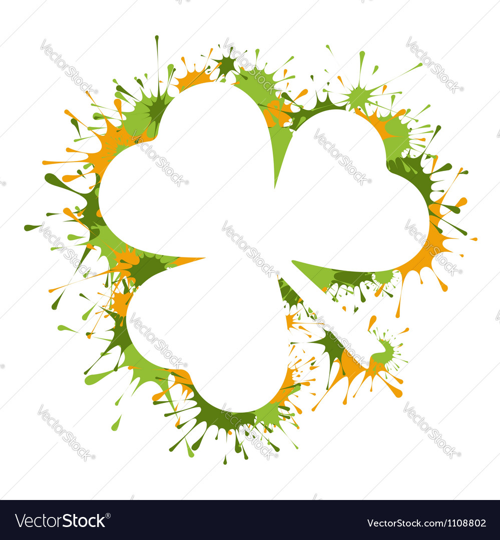 St patrick day background vector | Price: 1 Credit (USD $1)