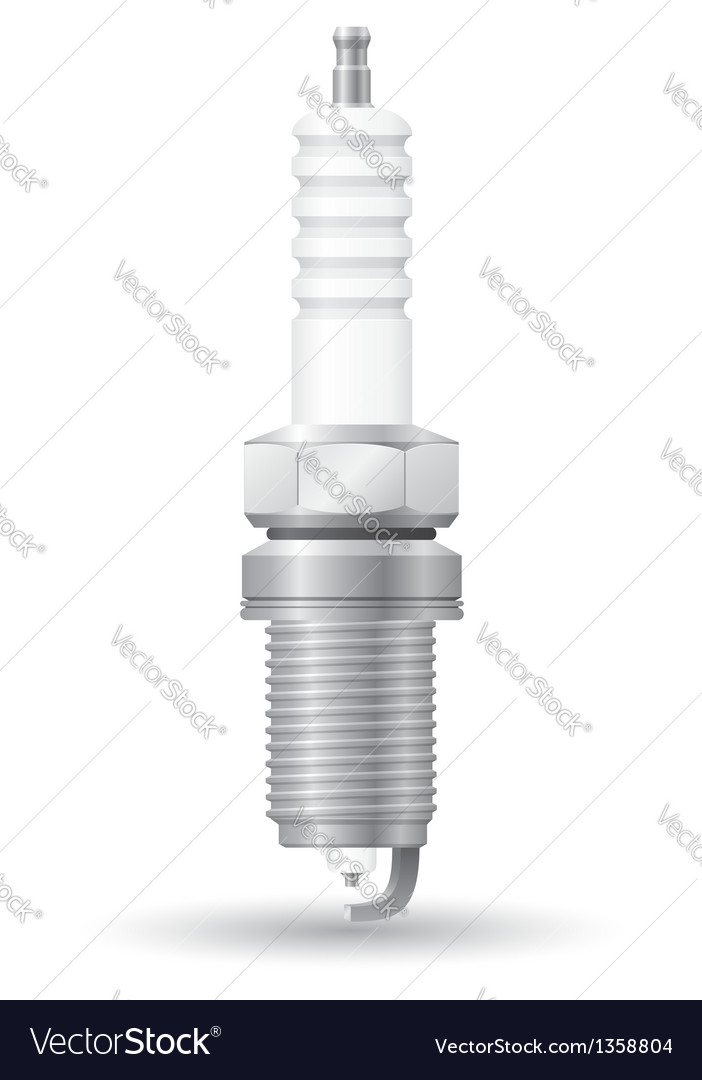 Car spark vector | Price: 1 Credit (USD $1)