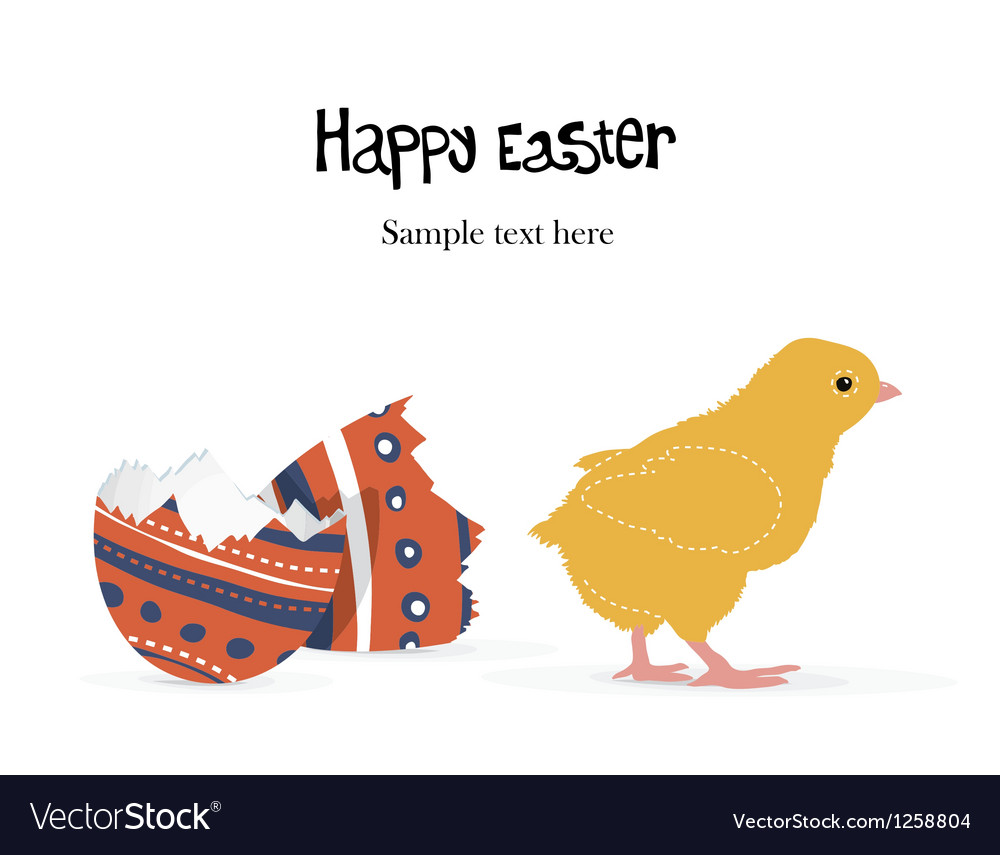 Egg and chick vector   Price: 1 Credit (USD $1)