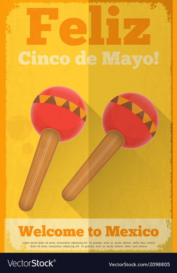 Maracas vector | Price: 1 Credit (USD $1)