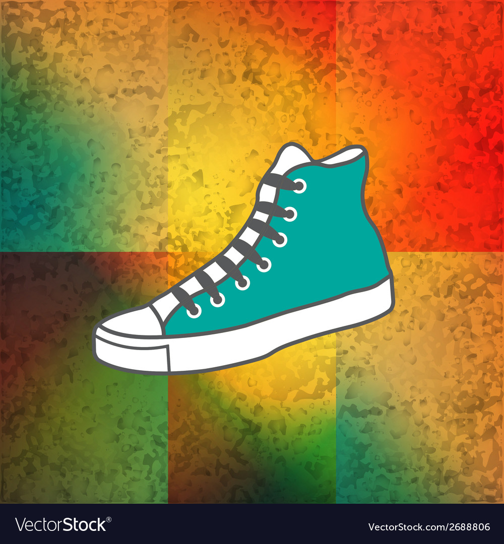 Gumshoes vector | Price: 1 Credit (USD $1)