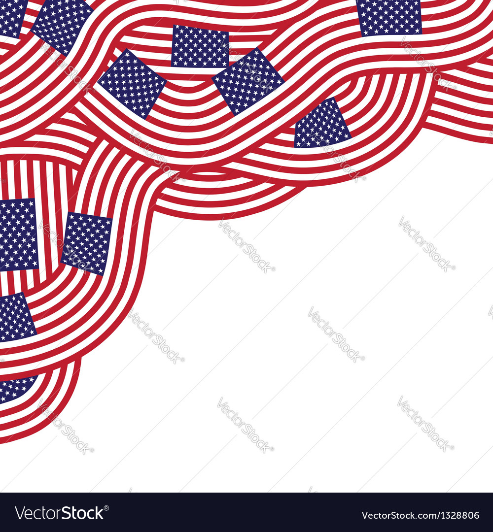 July 4 independence day vector | Price: 1 Credit (USD $1)