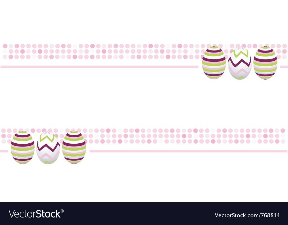 Easter background wallpaper vector | Price: 1 Credit (USD $1)