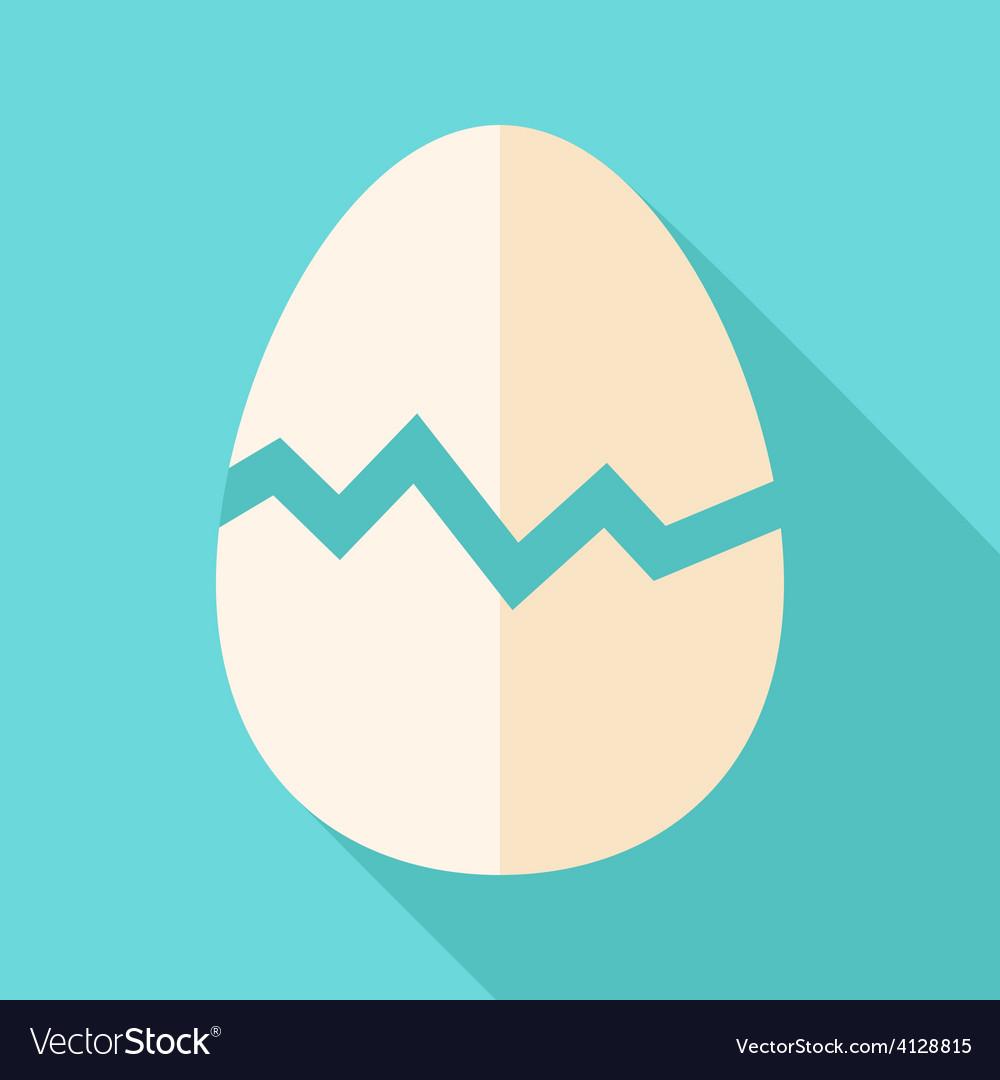 Broken egg vector | Price: 1 Credit (USD $1)