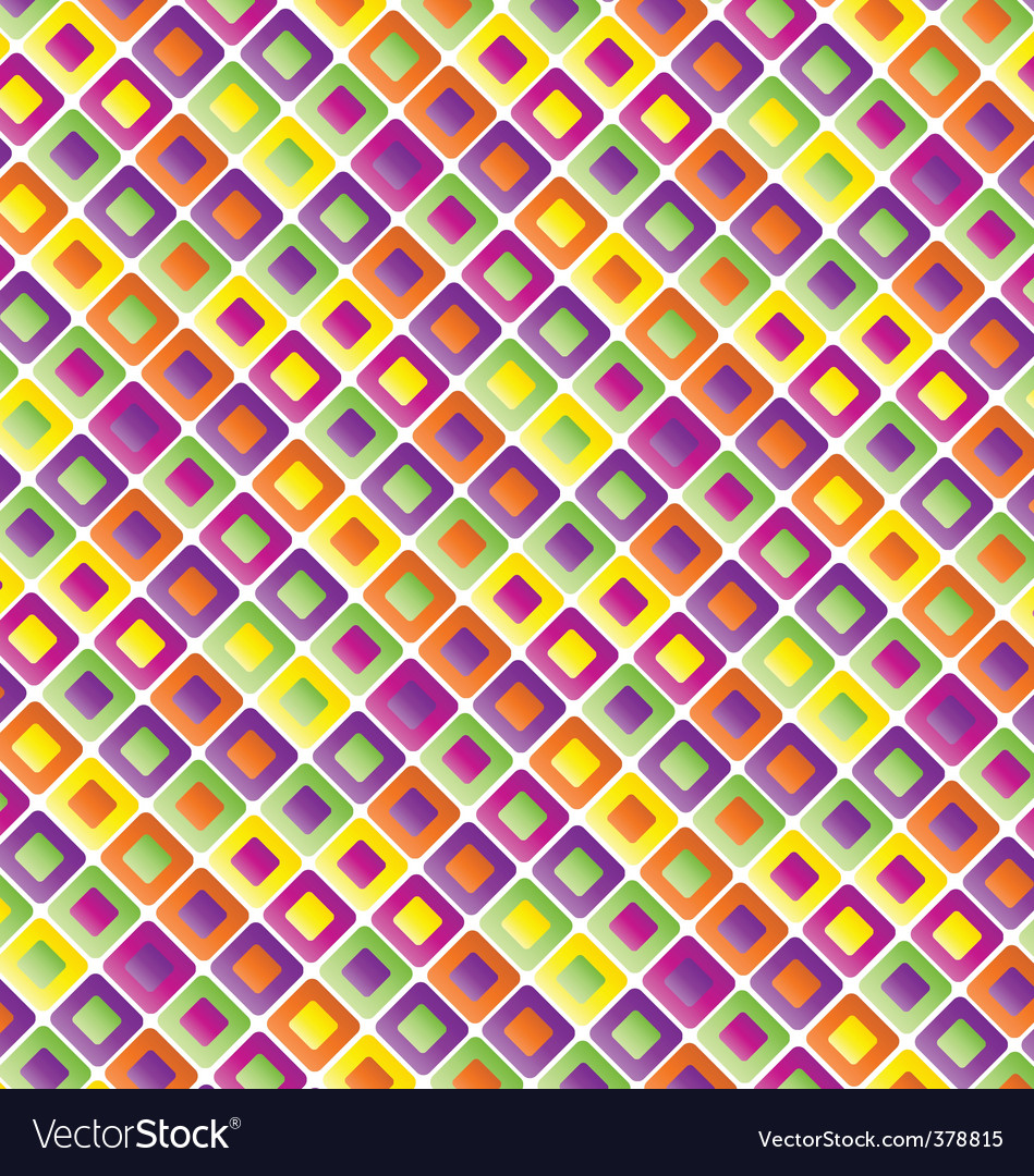 Colored squares vector | Price: 1 Credit (USD $1)