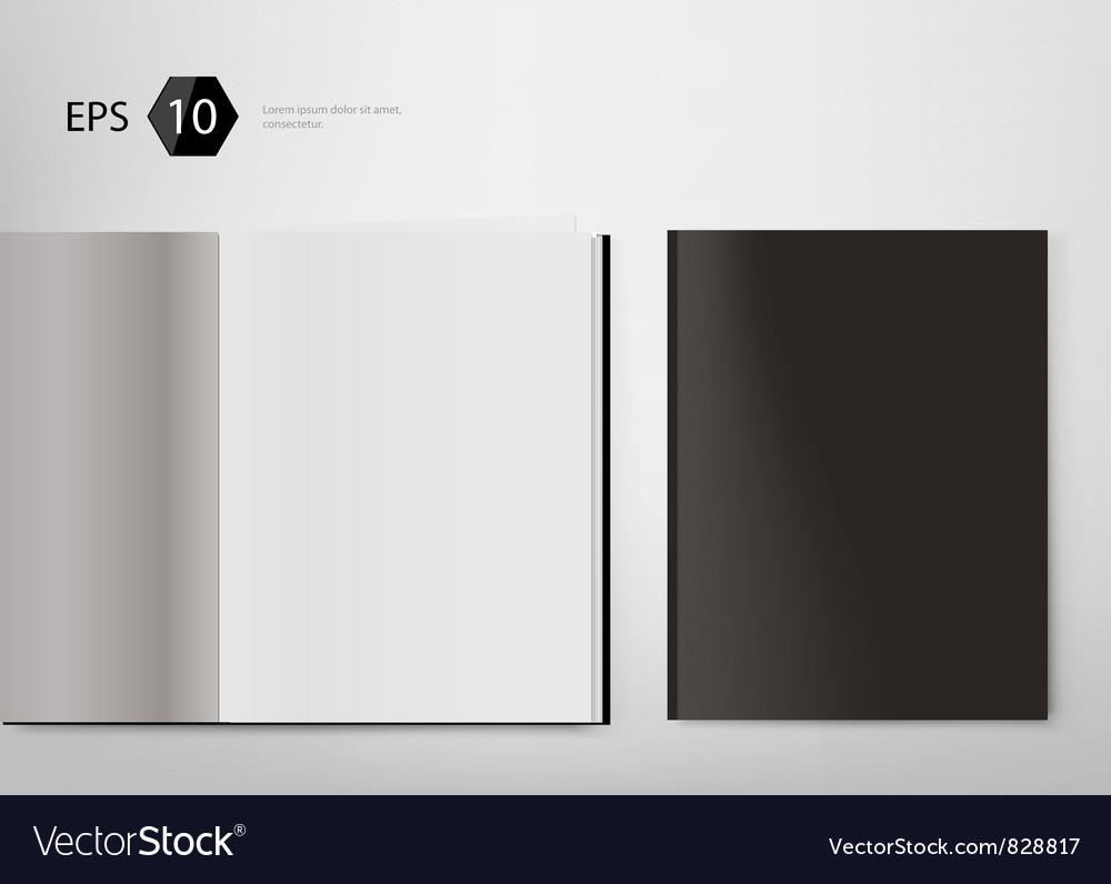 Magazine vector | Price: 1 Credit (USD $1)