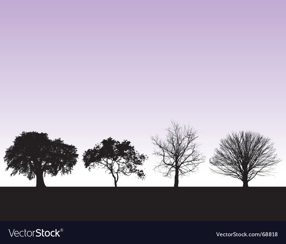 Landscape graphic elements vector | Price: 1 Credit (USD $1)