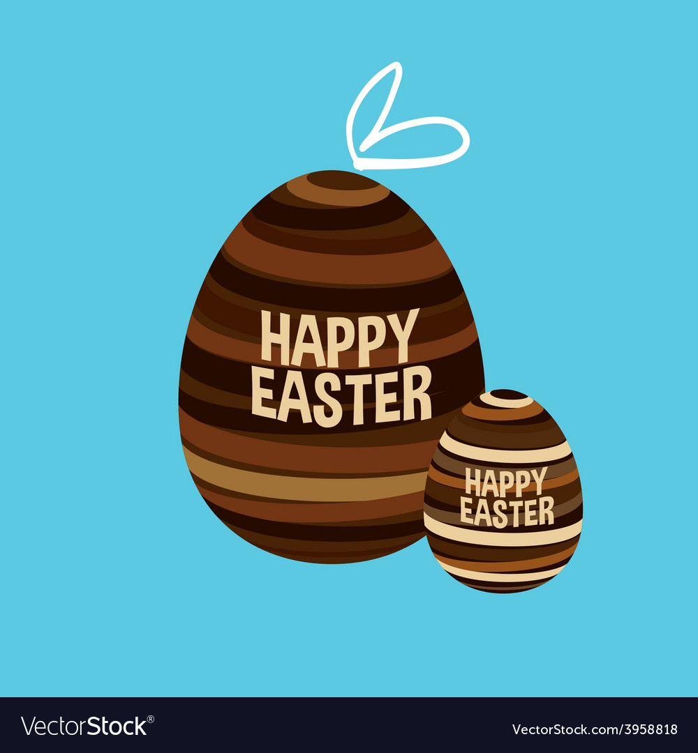 Strips easter egg vector | Price: 1 Credit (USD $1)