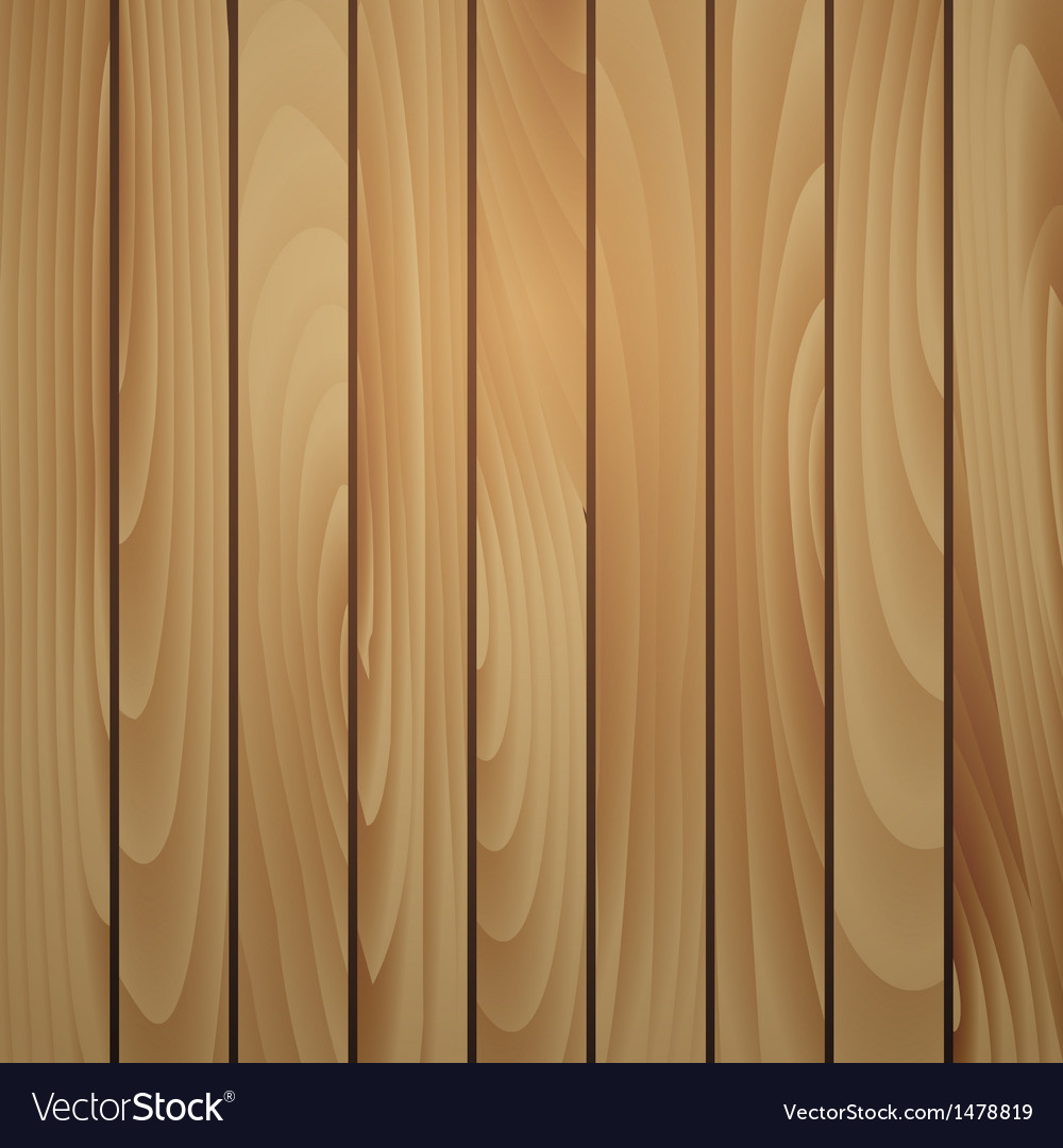 Wood plank brown texture background vector | Price: 1 Credit (USD $1)