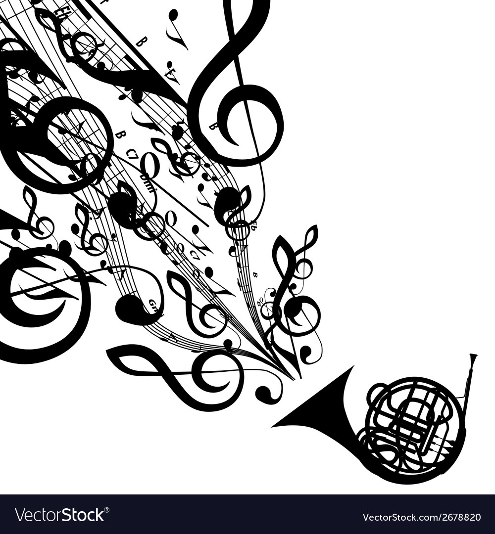 Frenchhorn vector | Price: 1 Credit (USD $1)