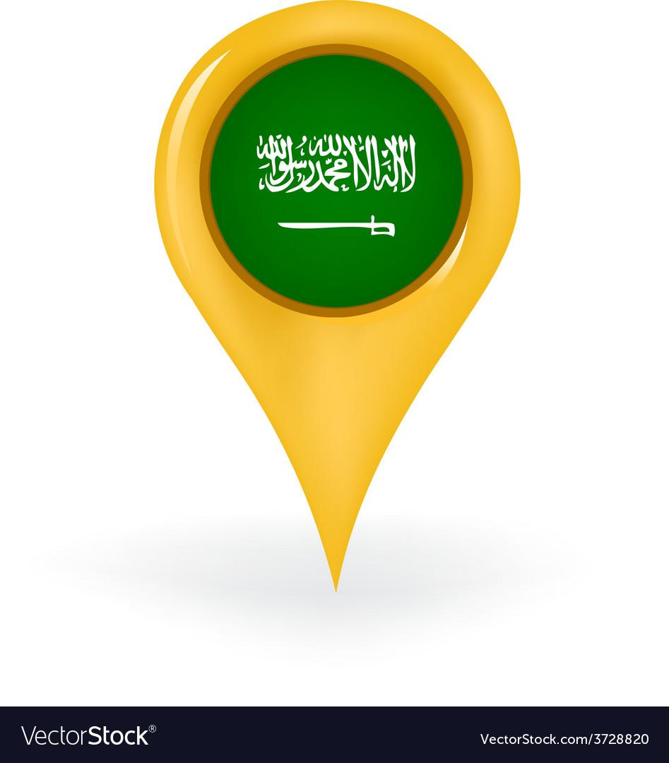 Location saudi arabia vector | Price: 1 Credit (USD $1)