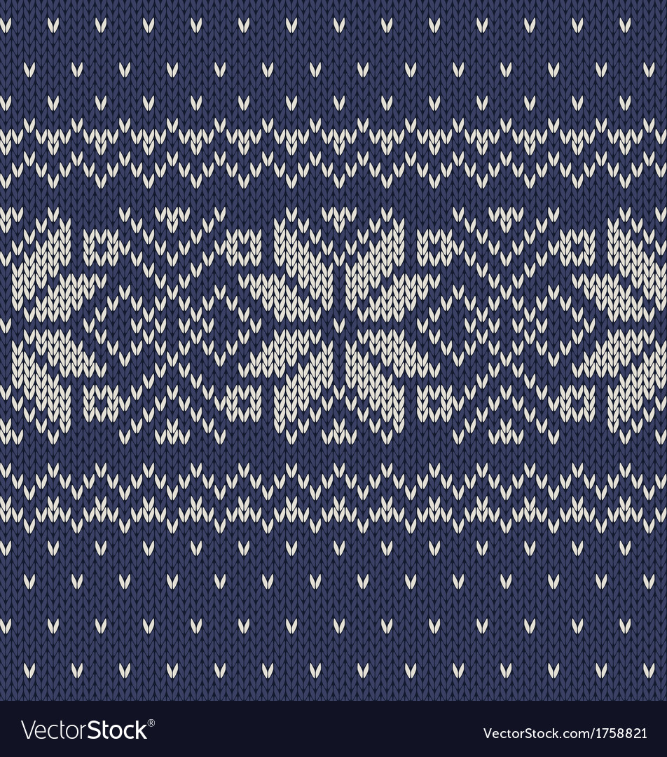 Knitted background vector | Price: 1 Credit (USD $1)