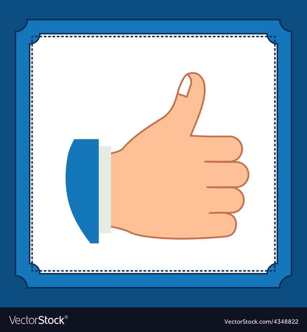 Hands gesture design vector   Price: 1 Credit (USD $1)