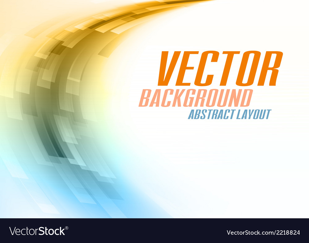 Abstract curve vector   Price: 1 Credit (USD $1)