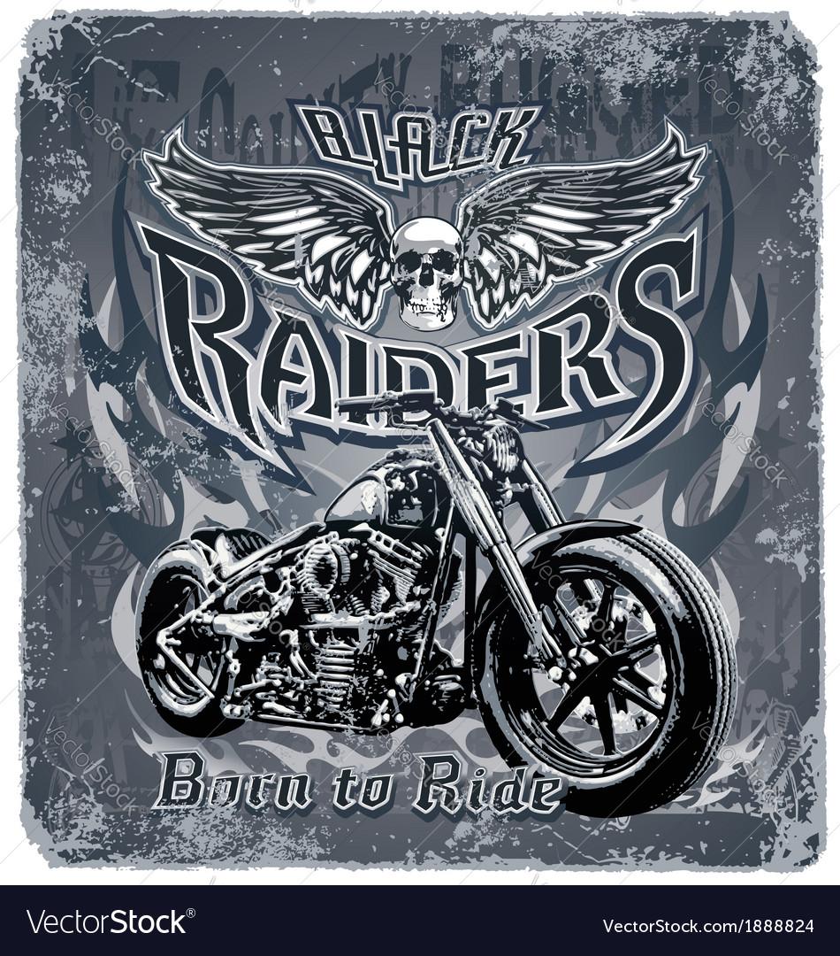 Black raiders vector   Price: 5 Credit (USD $5)