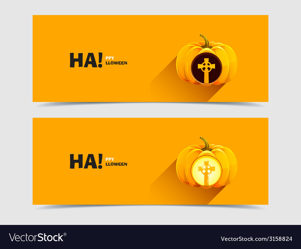 Burial tomb cross carved on a pumpkin for vector   Price: 1 Credit (USD $1)