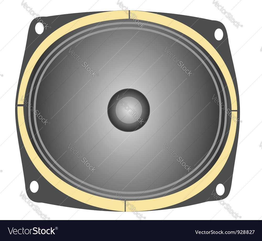 Speaker 2 vector   Price: 1 Credit (USD $1)