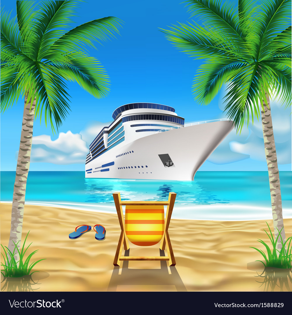Sea vector | Price: 3 Credit (USD $3)