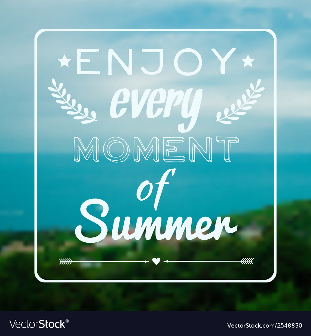 Blurred summer landscape background with vector | Price: 1 Credit (USD $1)