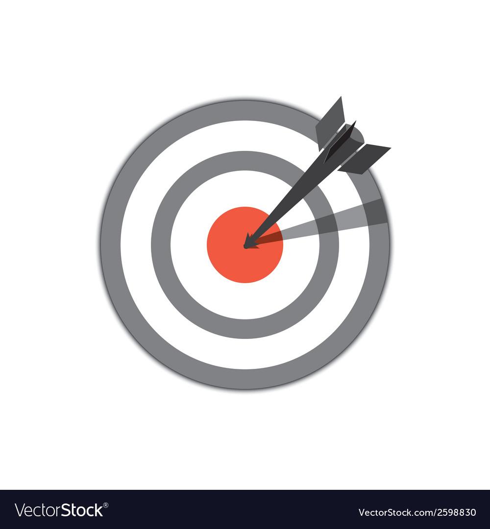 Target hit vector | Price: 1 Credit (USD $1)
