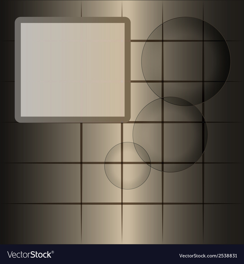 Gray-brown abstract background with space for test vector   Price: 1 Credit (USD $1)
