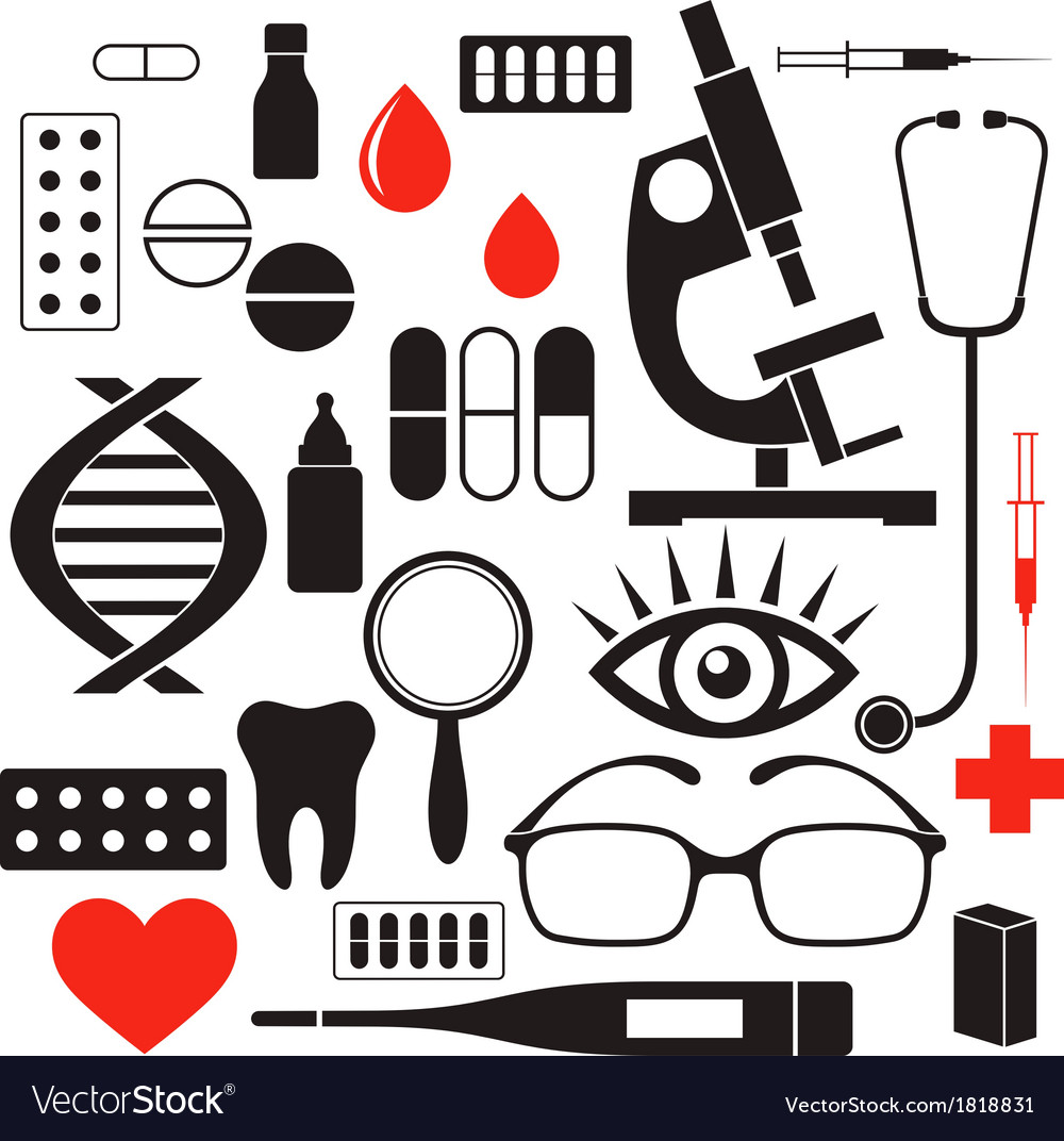 Healthcare and medicine vector | Price: 1 Credit (USD $1)