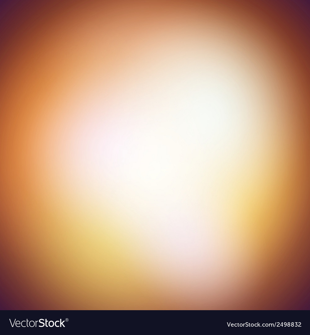 Abstract multicolored defocused lights background vector | Price: 1 Credit (USD $1)